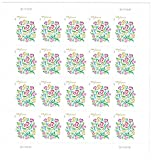 USPS Where Dreams Blossom Forever Stamps - Sheet of 20
