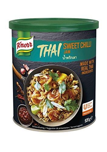 Knorr Thai Sweet Chili Jam (authentisch, thailändisch) 1er Pack (1 x 920g)