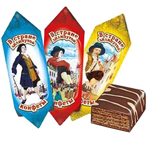 Pralinen 1kg russisches Konfekt chocolate candy