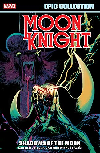 Moon Knight Epic Collection: Shadows of the Moon (Moon Knight (1980-1984)) (English Edition)