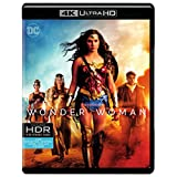 Wonder Woman [4K UHD + Blu-ray + Digital Copy](Import)