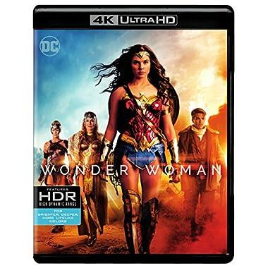 Wonder Woman (2017) (UHD/BD) [Blu-ray]