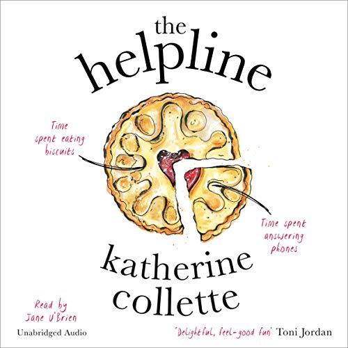The Helpline audiobook cover art