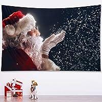 HYTGD-タペストリー 壁掛クリスマスツリーのタペストリー、ホームアールデコのタペストリー、装飾的なクリスマスの寝室のタペストリーマットレス