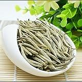 Baihao Yingzhen Té Blanco de Grado Baihaoyinzhen Té de Aguja de Plata para Peso Té Chino Suelto Comida orgánica natural-250g