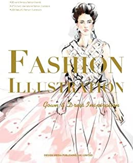 Fashion Illustration: Gown & Dress Inspiration