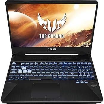 "ASUS TUF Gaming Laptop 15.6"" Full HD IPS-Type AMD Ryzen 7 R7-3750H GeForce GTX 1650 8GB DDR4 256GB PCIe SSD + 1TB HDD Gigabit Wi-Fi 5 Windows 10 Home TUF505DT-RB73"