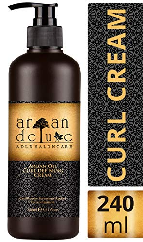 Argan Deluxe Curl Defining Cream (crema...