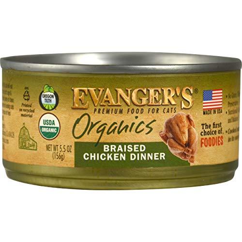 Evanger's Organics Dinner