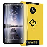 CENTAURUS Replacement for ZTE Z981 Glass Screen Protector,(3 Packs) Anti-Glare Hardness Shatter Proof Oleophobic Coating Anti-Scratch Tempered Glass Protective Film ZTE Z981 ZMax Pro