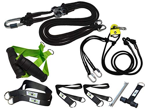 BodyCROSS Kit Suspension Trainer | Entrenador de suspensión