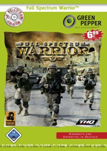 Full Spectrum Warrior [Green Pepper]