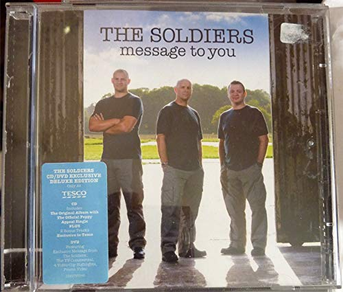 message to you (cd/dvd Tesco exclusive deluxe edition)