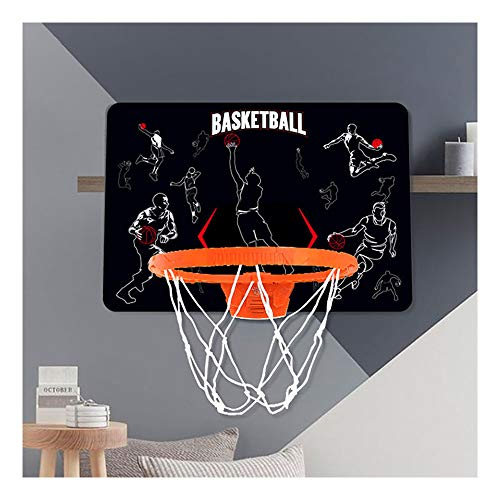 Instag Canasta de Baloncesto para niños Canasta de básquetbol de Interior máquina de Tiro electrónica Inteligente Canasta de básquetbol de puntuación automática máquina de Canasta de Juguetes