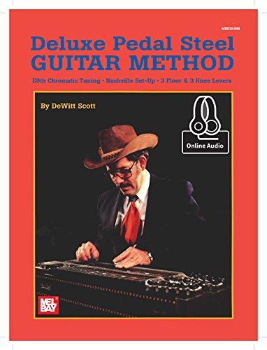 Deluxe Pedal Steel Guitar Method