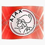 Xyxxcrew Logo Soccer Football Ajax Amsterdam Home Decor
