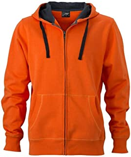 9d589342be6 Amazon.ca  Orange - Varsity Jackets   Lightweight Jackets  Clothing ...