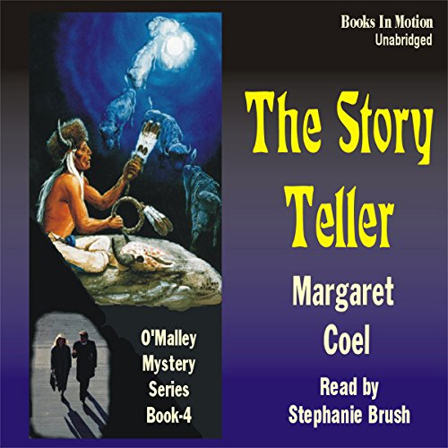 The Story Teller audiobook cover art