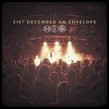 31st December an Envelope