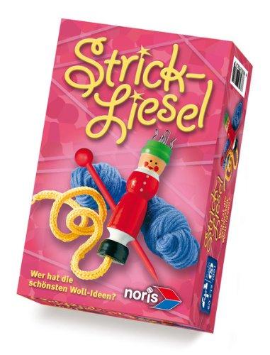 Noris 606494001 - Strickliesel, Kinderspiel