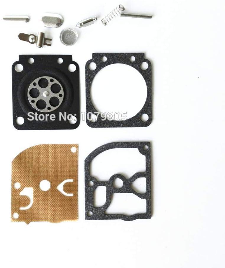 Fauge 10 Set Zama Max 66% OFF Carburetor Repair Kit MS MS1 STIHL 180 Max 90% OFF for 170