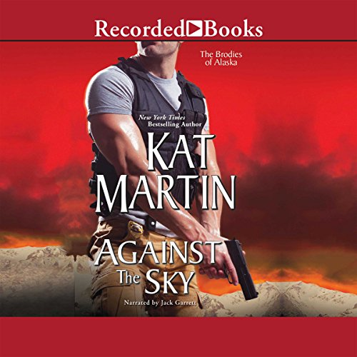 Against the Sky audiobook cover art