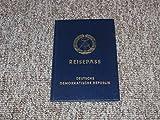 DDR - Reisepass (1)