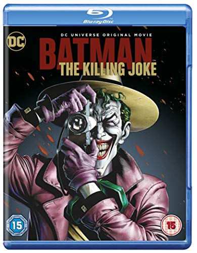 Batman: The Killing Joke [Edizione: Regno Unito] [Edizione: Regno Unito]