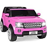 Best Choice Products 12V 3.7 MPH 2-Seater Licensed Land Rover Ride On...