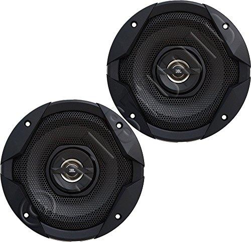 JBL GT7-4 4' 2-Way GT7-Series Coaxial Car Audio Speakers-Set of 2
