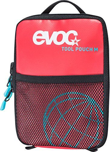 evoc Tool Pouch 0.6L Accessories, red, S