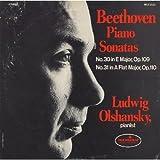 Beethoven Piano Sonatas: No 30 in E Major Op. 109