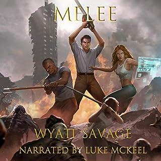 Melee, Book 1 cover art