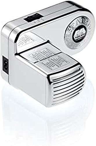 Marcato Atlas Drive Motor, Made in Italy, Powers Pasta Machines and Attachments, Silver
