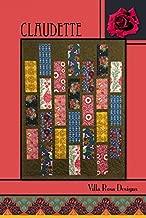 Villa Rosa Claudette Quilt Postcard Quilting Pattern