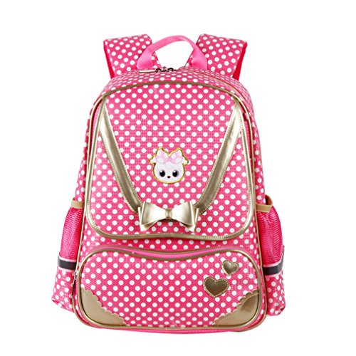 SMJM ,  Mädchen Kinderrucksack, rosa