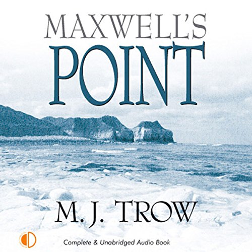 Maxwell's Point audiobook cover art