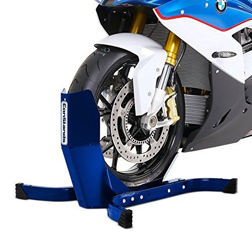 Vorderrad Wippe für Harley Davidson Softail Blackline (FXS) Constands Easy Plus blau