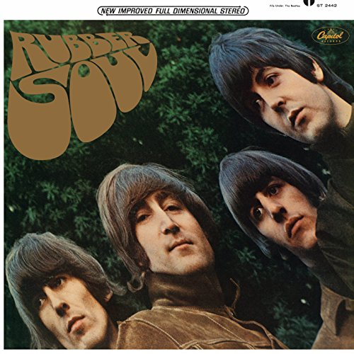 Rubber Soul (Limited Edition)