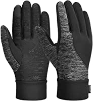 VBIGER Touchscreen Handschuhe Winterhandschuhe Verdickte Radhandschuhe Winddicht Rutschfeste Trainingshandschuhe...