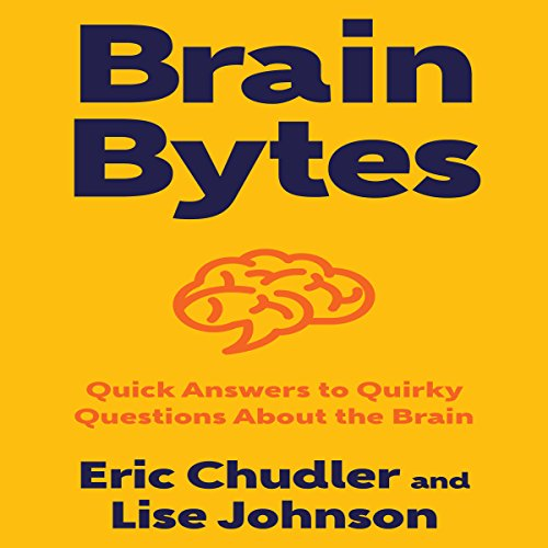 Brain Bytes audiobook cover art