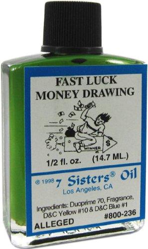 7 Sisters Fast Luck Money Oil 1/2 fl. oz.