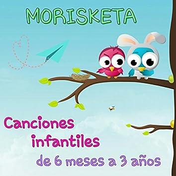 Canciones Infantiles de 6 Meses a 3 Años