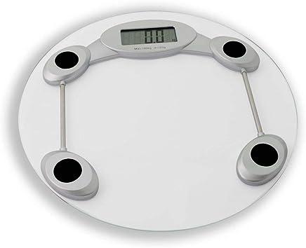 Round Shape Personal Scale - White [EG-003]