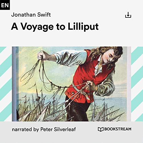 A Voyage to Lilliput cover art