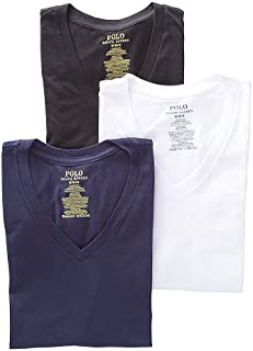 Classic Fit w/Wicking 3-Pack V-Necks