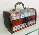Cofres vacíos de madera para regalos detalles invitados boda, bautizo, comunión, GRABADOS (pack 10 unidades)