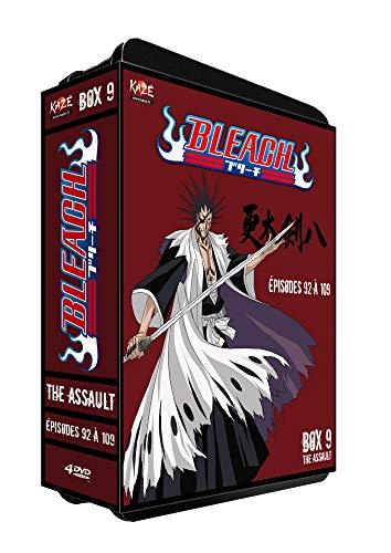 Bleach-Saison 2 : Box 9 : The Assault [Édition Collector]