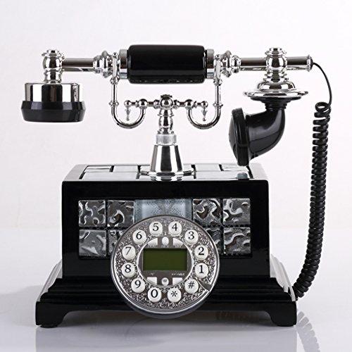 Shopping-De style européen Antique Bois Retro Fashion Creative Téléphone 173