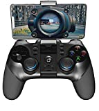 iPega BT+ 2.4G Wireless Gamepad Controller for Samsung Galaxy S20 /S20+S10 / S10+ Huawei, Google Meizu Oppo vivo Series of Android Devices Smartphone Tablet TV Box PS3